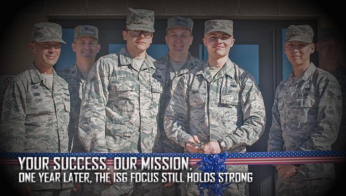 Your success. Our mission.