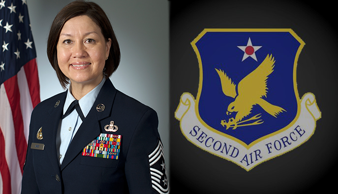 CHIEF MASTER SERGEANT JOANNE S. BASS